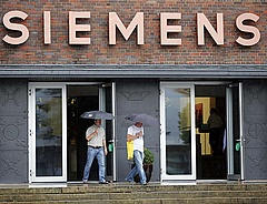 Nagyot ugrott a Siemens