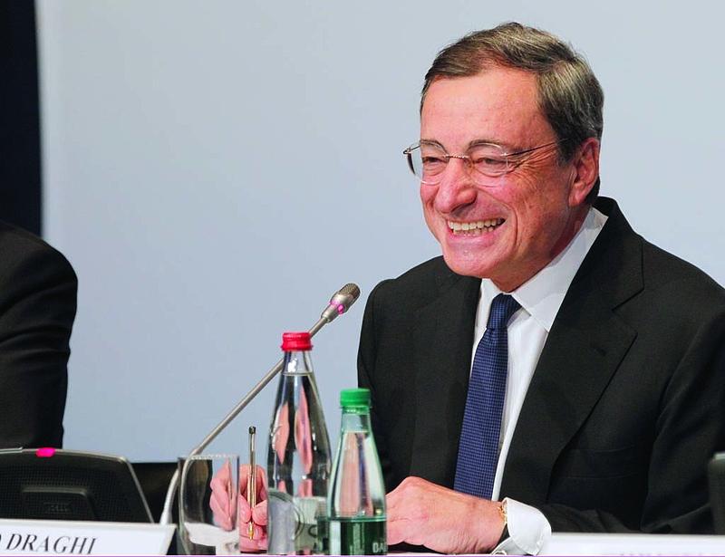 Draghi szavait lesheti a piac csütörtökön