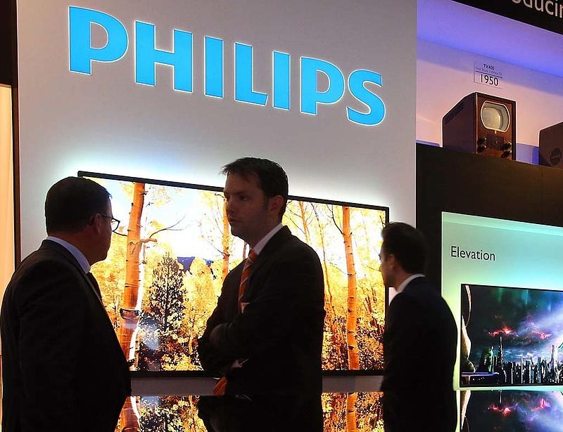 Nehéz idei évre számít a Philips