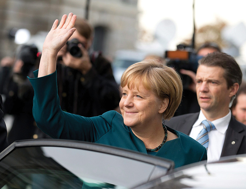A német szociáldemokraták elfogadták a koalíciós szerződést
