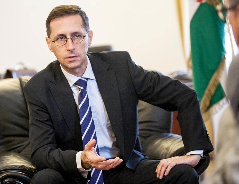 Magyarország fő hitelezőjével tárgyalt Varga