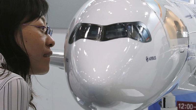 Jó napja van az Airbusnak