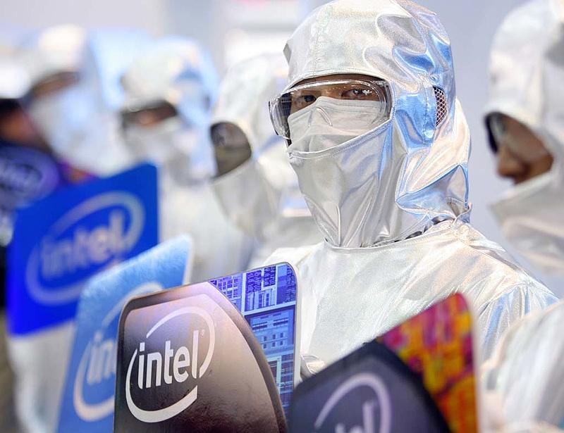 Vártnál jobb eredményt közölt az Intel