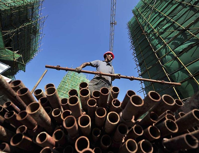 Kínában jelentősen nőtt a lakóingatlan-eladás májusban