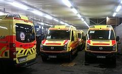 Új mentőautókat vásárol az OMSZ