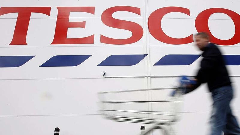 Fontos bejelentést tett a Tesco
