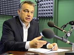 Orbán megszólalt a forintgyengülés kapcsán
