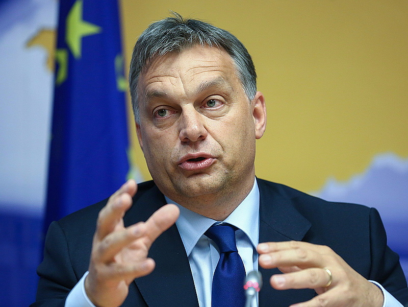 Ismét külföldre megy Orbán