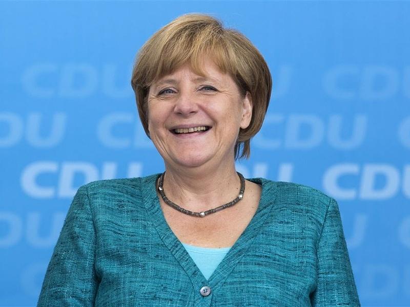 A formálódó német nagykoalíció derítette jobb kedvre Európát