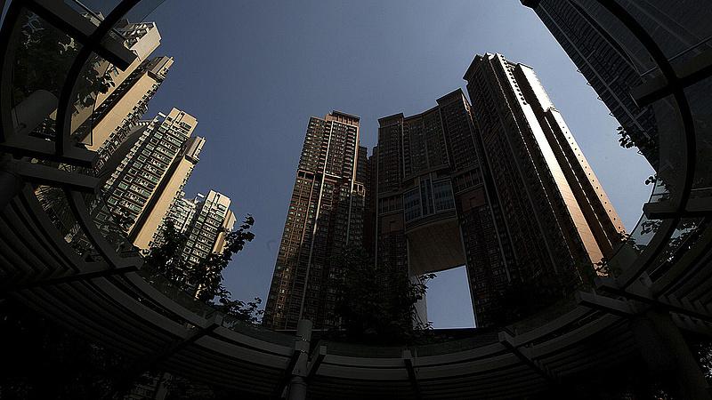 Nagy leállás van Hongkongban