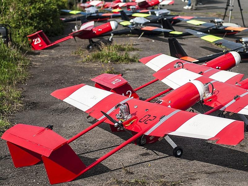 Drónokkal támad a NAV