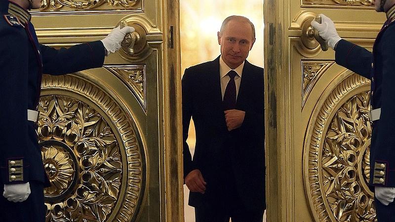 Putyin pártja még erősebb lesz