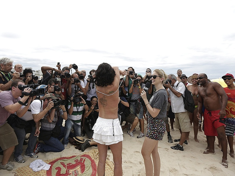 Magyar kereskedőház nyílt Rio de Janeiróban