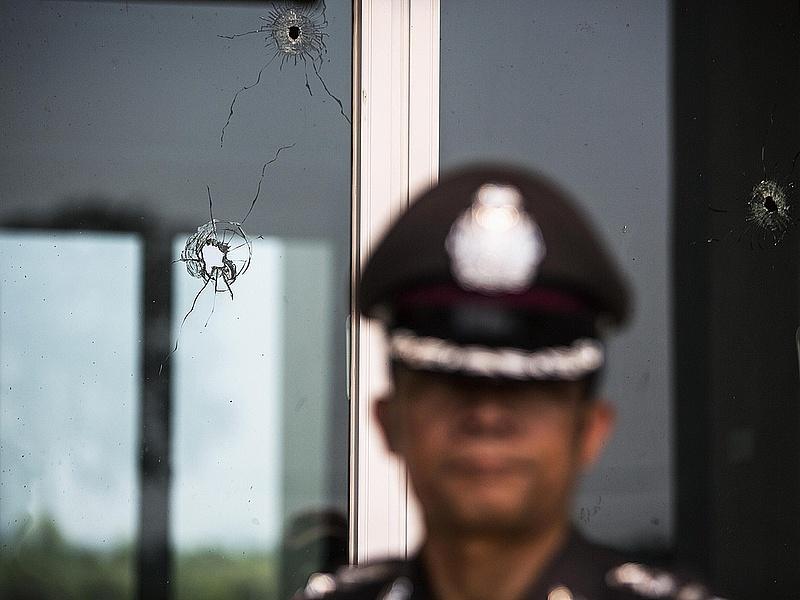 Újabb pokolgépes támadások Thaiföldön, halálos áldozatokkal