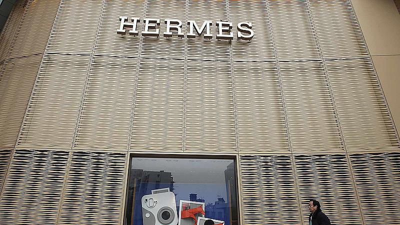 Nagyot kaszált az Hermés