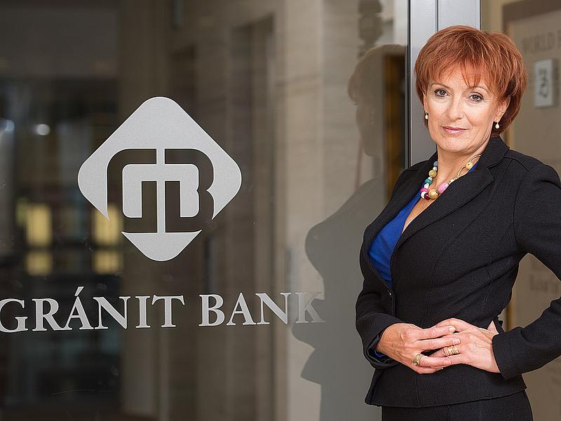 Hatalmas profitnövekedés volt a Gránit Banknál