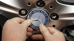 Bajba kerülhet a Mercedes