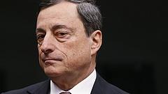 Az ECB-elnök még nem aggódik