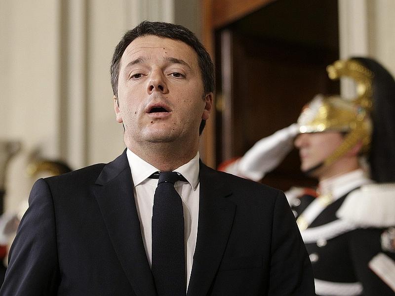 Renzi lemond, ha a nemek győznek a népszavazáson