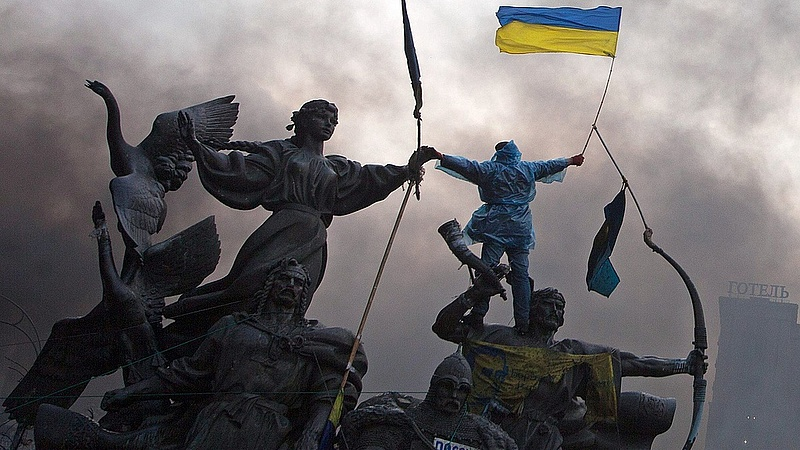 Bekérették a kijevi külügyminisztériumba a német nagykövetet