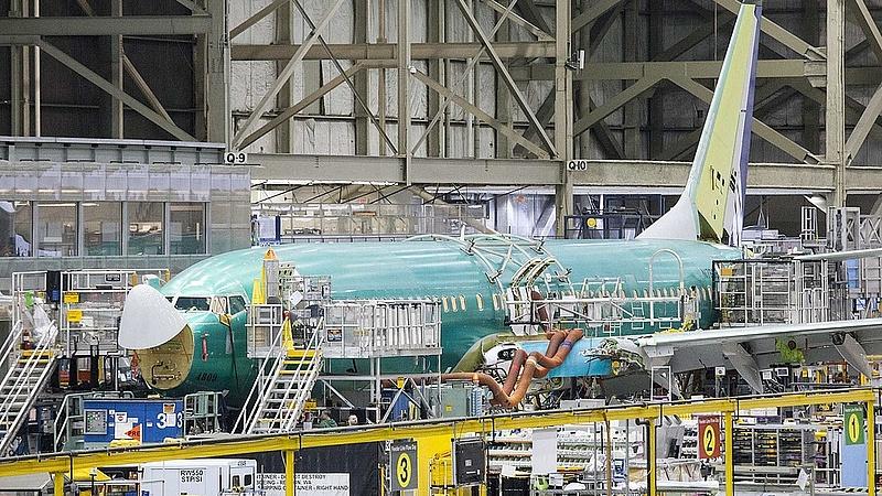 Szárnyal a Boeing