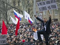 Magas a részvétel a kelet-ukrán nészavazáson