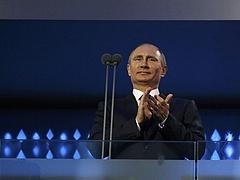 Újabb győzelemmel dicsekedhet Putyin