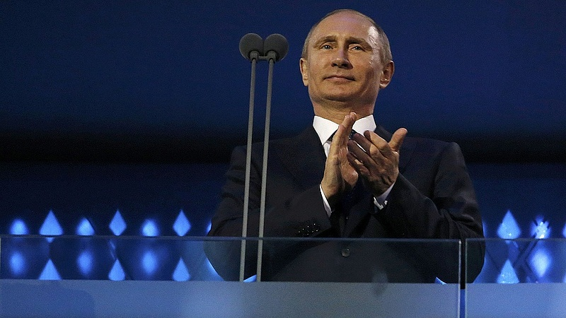 Budapestre jön Putyin