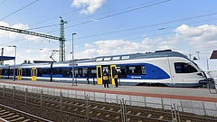 Uniós támogatásból vásárol emeletes vonatokat a MÁV-Start