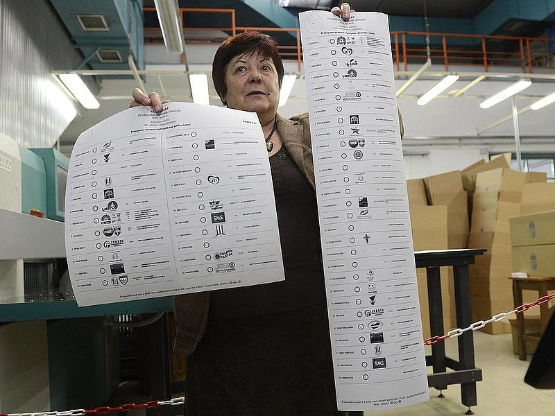 EP-választás -  Csak szerdára lehet végeredmény