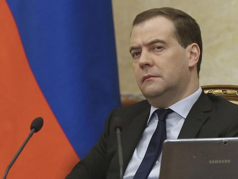Medvegyev: a budapesti memorandumot máshogy kell értelmezni