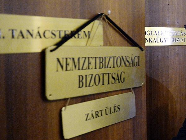 Pegasus: a Fidesz ahogy ígérte, nem ment el a nemzetbiztonsági ülésre