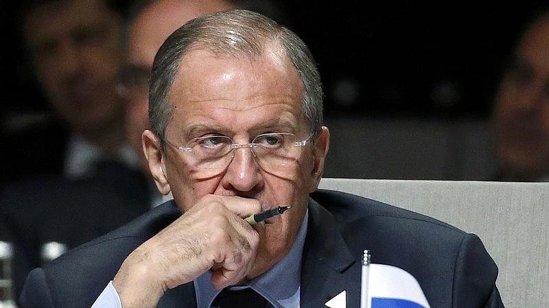 Lavrov kiállt az iráni atomalku mellett