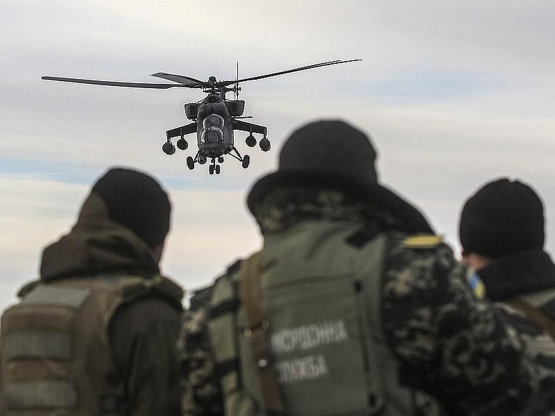 Ukrán vezérkar: megkezdik a nehézfegyverek visszavonását