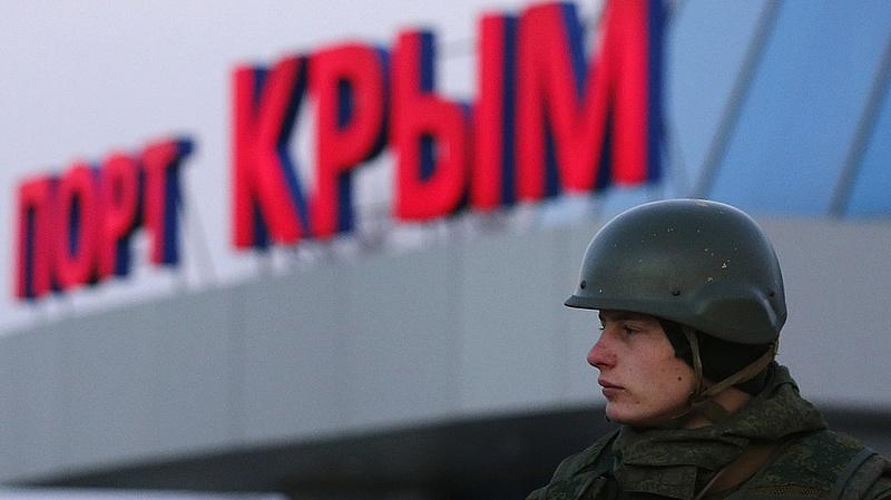 Életbe léptek az ukrán szankciók a Krím félszigeten