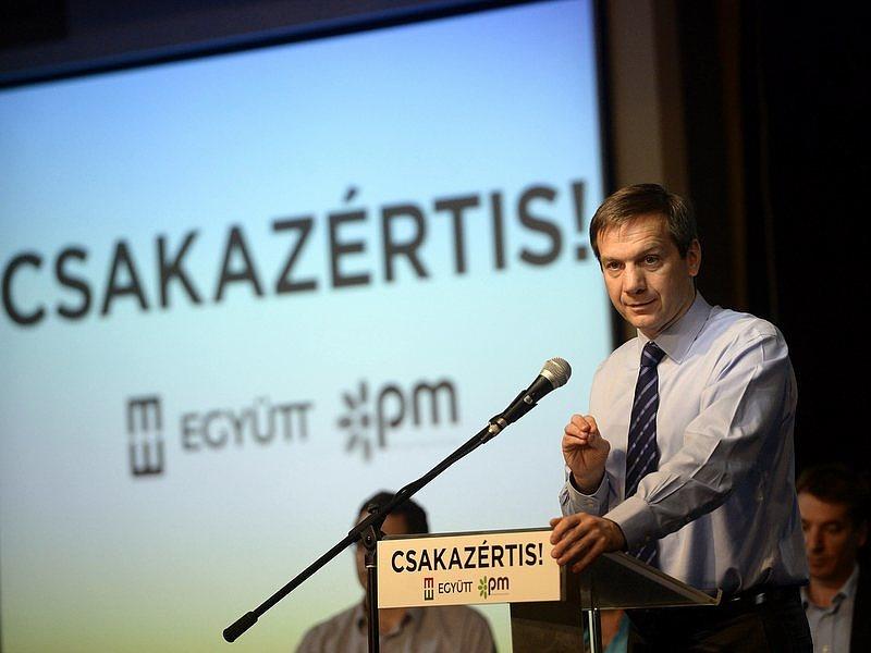 Bajnai: a Fidesz és a Jobbik iránya ugyan az, kifelé Európából