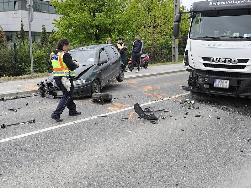 Hol történt baleset az utakon? A rendőrségi app megmondja