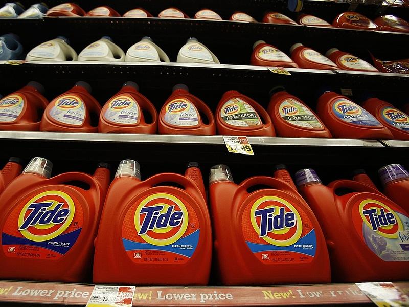 Jobbak a vártnál a Procter & Gamble negyedéves eredményei