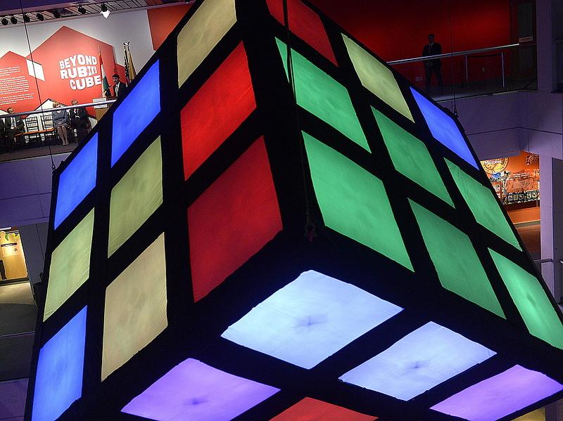 Jogerősen is elbukott a Rubik-kocka - frissítve
