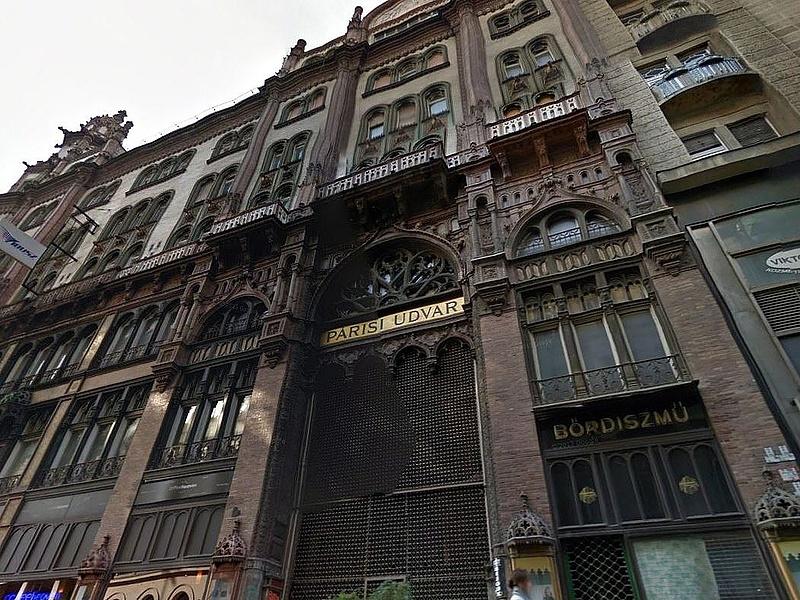 Újabb luxusberuházás indul a Belvárosban