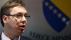 Nem lesz második forduló, elnököt választott Szerbia