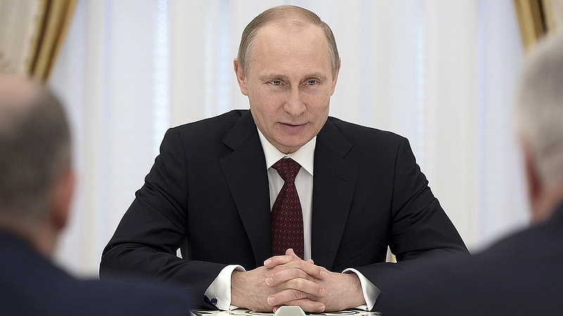 Orosz kezek az amerikai politikában? - Megszólalt Putyin