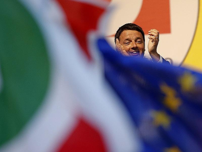 """Renzi: a kelet-európai országok \""""ne diktáljanak nekünk erkölcsöt\"""""""