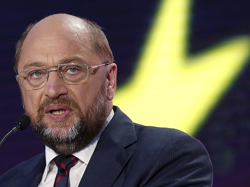 Norvég alapok - Martin Schulz aggodalmát fejezte ki a rendőri akció miatt