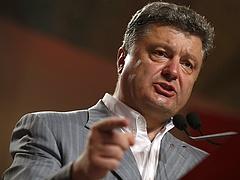 Magyar-ukrán perpatvar: nagyon bizakodó kijelentést tett Porosenko