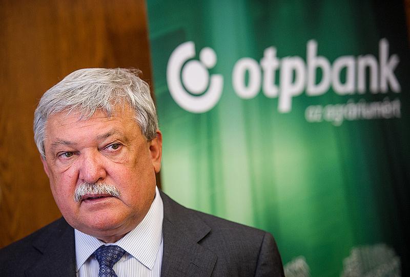 1,22 milliárd értékben juthat OTP-részvényekhez Csányi Sándor