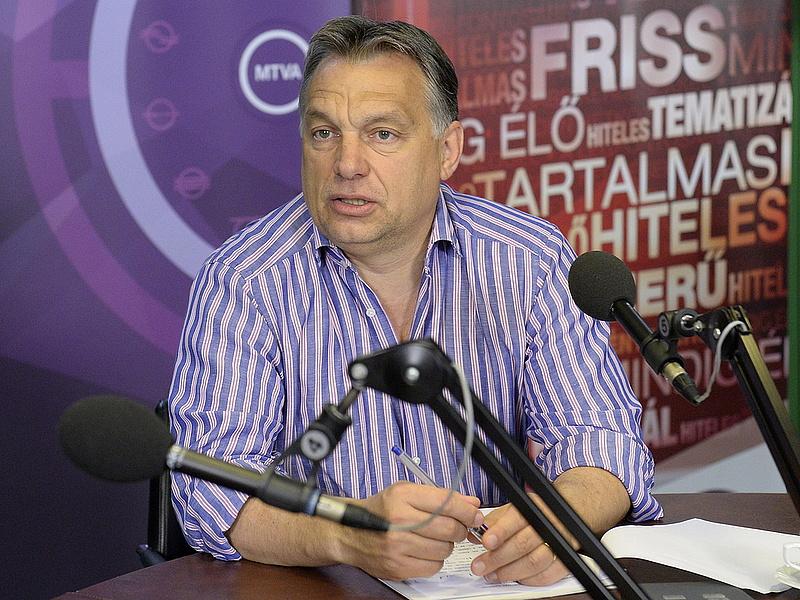Orbán megmondta, mikor lesz itt szja-csökkentés