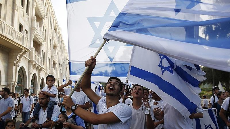 Rakétákat lőttek ki Izraelre