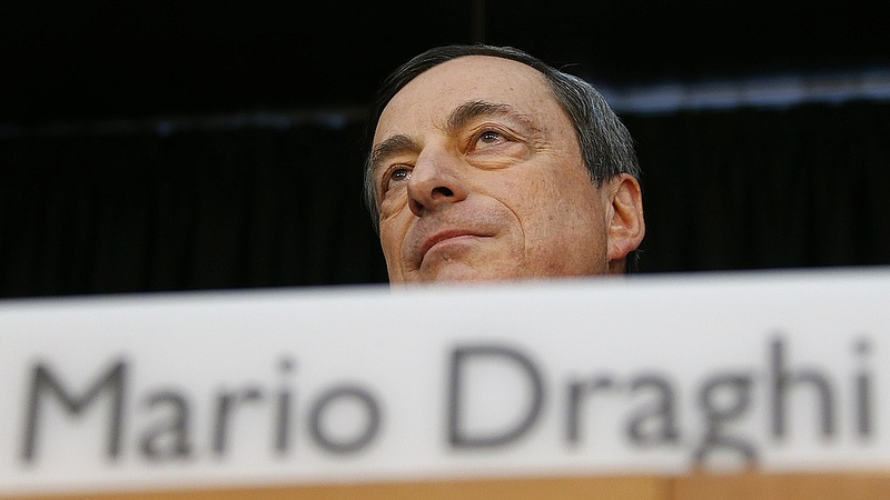 Bedurrant az euró, ütik Draghit (frissített)