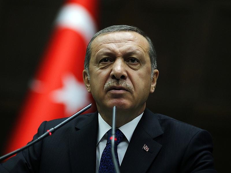 Nagy sikerről számolt be Erdogan